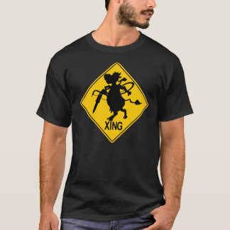 Vieh-Kreuzung T-Shirt