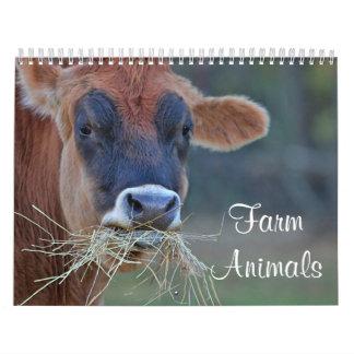 Vieh Wandkalender