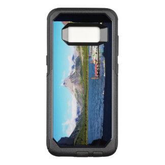 Viel Glacier Nationalpark Gletscher OtterBox Commuter Samsung Galaxy S8 Hülle