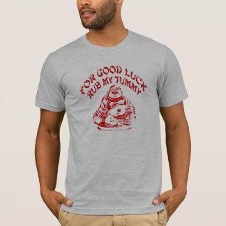 Viel Glück Buddha T-Shirt