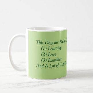 Viel Koffein! Kaffeetasse