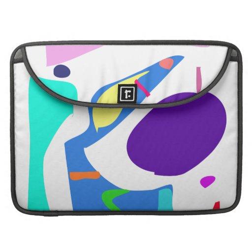 Viele, die moderne frohe Richtungs-Veränderungen Sleeves Für MacBook Pro