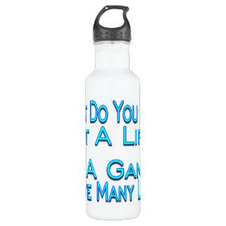 Viele LebenGamer Trinkflasche