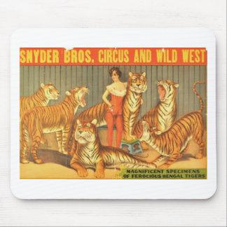 Viele Pet Tiger Mousepad
