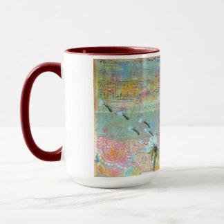 Viele Wunsch-Tasse Tasse