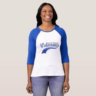 Vielfrass-BaseballRaglan T-Shirt