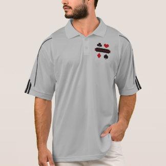 Vier Anzüge Polo Shirt