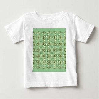 Vier-Blatt Klee Baby T-shirt