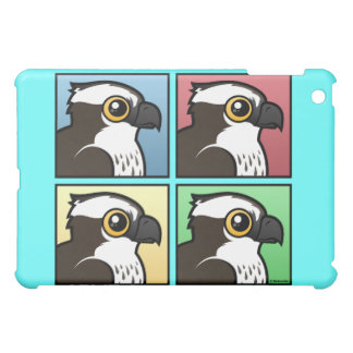 Vier FarbOsprey iPad Mini Hülle