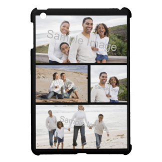 Vier Foto-Collage Hüllen Für iPad Mini