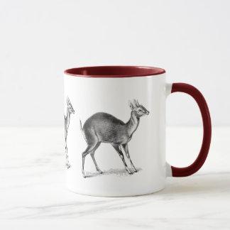 Vier-Gehörnte Antilope Tasse