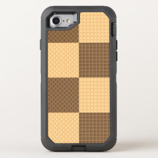 Vier Oblaten OtterBox Defender iPhone 8/7 Hülle