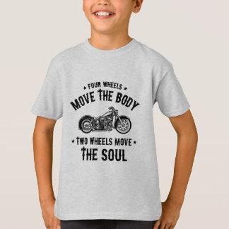 Vier Räder 1016 T-Shirt