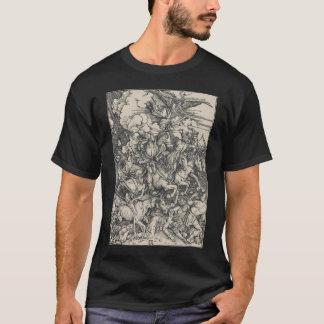 Vier Reiter der Apokalypse durch Durer T-Shirt
