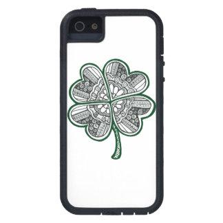 Vier verlassen Klee 1 iPhone 5 Schutzhülle