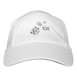 Vier Würfel Headsweats Kappe