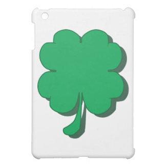 Vierblättriges Kleeblatt iPad Mini Hülle