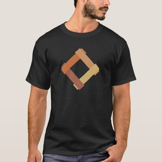 Viereck square T-Shirt