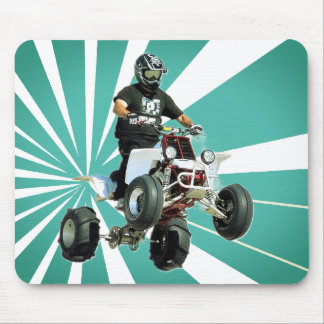 Viererkabel-Fahrrad/ATV Mousepad