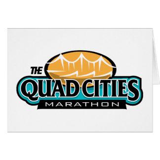 Viererkabel-Stadt-Marathon Karte