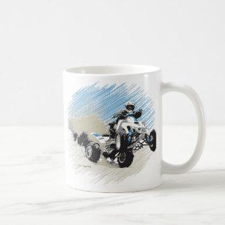 Viererkabelroost-Tasse Kaffeetasse