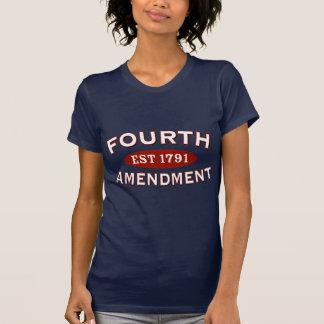 Vierte Änderung Est 1791 T-Shirt