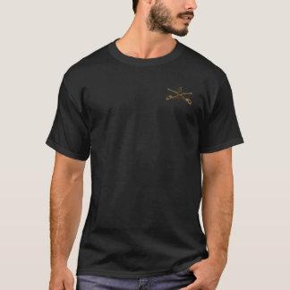 Vierte Kavallerieinsignien T-Shirt