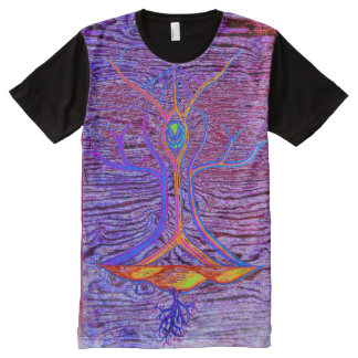 Vierter Augen-T - Shirt