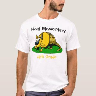 Vierter Grad Neal T-Shirt