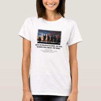Vierter Zug T-Shirt