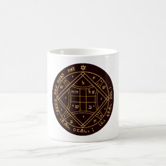 Viertes Pentagramm von Venus Kaffeetasse