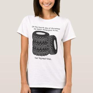 Viertes TagesRedneck-Weihnachten T-Shirt