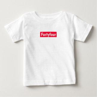 vierundvierzig Jahre alter lustiger 44. Geburtstag Baby T-shirt