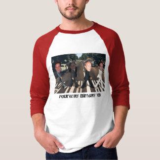 VierwegsBirfday '09 T-Shirt