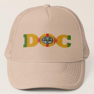 Vietnam Doc. CMB Masche-Zurück Hut Truckerkappe