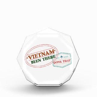 Vietnam dort getan dem acryl auszeichnung