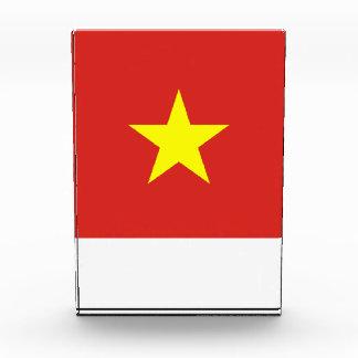 Vietnam-Flagge Auszeichnung