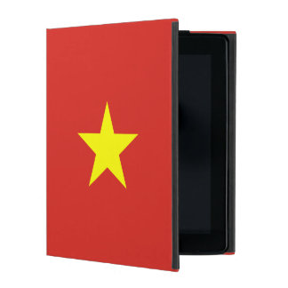 Vietnam-Flagge Etui Fürs iPad