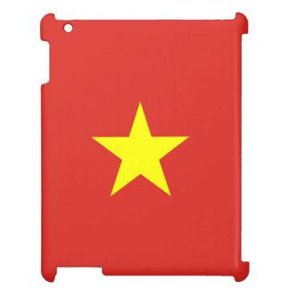 Vietnam-Flagge iPad Hülle