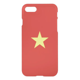 Vietnam-Flagge iPhone 8/7 Hülle