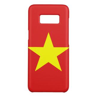 Vietnam-Flaggen-Gelb-Stern Samsung umkleiden Case-Mate Samsung Galaxy S8 Hülle