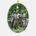 Vietnam-Held-Verzierung Weihnachtsbaum Ornamente