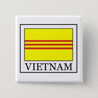 Vietnam-Knopf Quadratischer Button 5,1 Cm