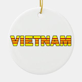 Vietnam-Verzierung Keramik Ornament