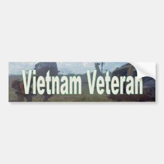 Vietnam-Veteran Autoaufkleber