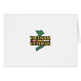 Vietnam-Veteran Karte