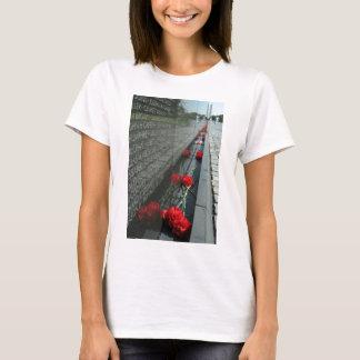 Vietnam-Veterane Denkmal-Wand T-Shirt