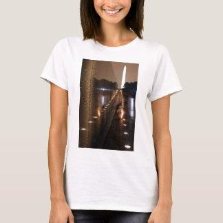 Vietnam-Veteranen-Erinnerungswand-Foto T-Shirt
