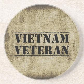 Vietnam-Veteranen-Militär Sandstein Untersetzer