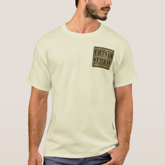 Vietnam-Veteranen-Militär T-Shirt
